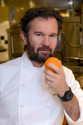 Lo chef Cracco è tra i sostenitori di AIRC © AIRC